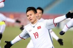 AFC chỉ ra cầu thủ hay nhất U23 Việt Nam tại giải châu Á