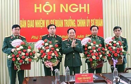 tin nhan su moi tai bo quoc phong bo lao dong thuong binh va xa hoi