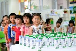 Gần 41.000 trẻ tại Đà Nẵng đang thụ hưởng chương trình sữa học đường