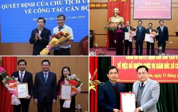 Lạng Sơn, Bắc Kạn, Quảng Ngãi kiện toàn nhân sự, bổ nhiệm lãnh đạo mới
