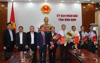 Điều động, bổ nhiệm lãnh đạo mới Tây Ninh, Bình Định, Tiền Giang
