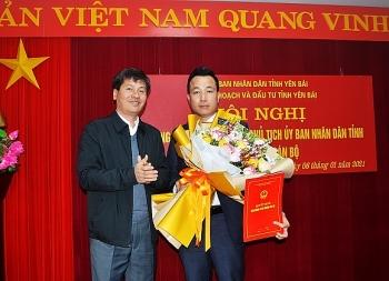 Bổ nhiệm lãnh đạo mới Yên Bái, Hà Tĩnh, Tây Ninh