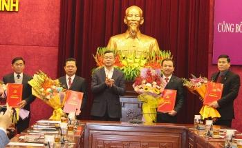Hòa Bình, Ninh Bình, Gia Lai bổ nhiệm nhân sự mới