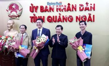 Quảng Ngãi, Khánh Hòa, Cà Mau bổ nhiệm nhân sự mới