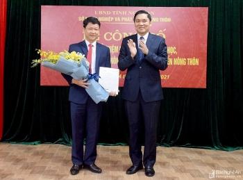 Kiện toàn nhân sự, bổ nhiệm lãnh đạo mới Hà Nội, Nghệ An, Kon Tum