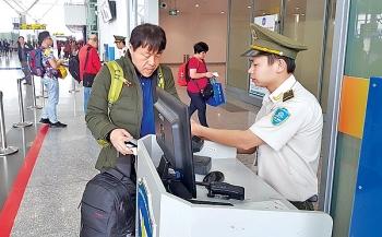 Tăng cường an ninh hàng không lên cấp độ 1 trong dịp đại hội Đảng