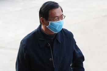 Xét xử cựu Bộ trưởng Vũ Huy Hoàng, triệu tập nguyên Thứ trưởng Nguyễn Nam Hải
