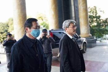 Tiếp tục hoãn xử cựu Bộ trưởng Vũ Huy Hoàng và đồng phạm
