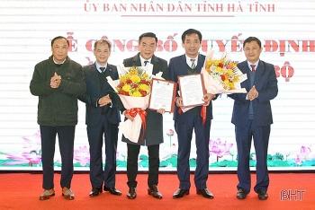 Bổ nhiệm lãnh đạo Hà Tĩnh, Thừa Thiên - Huế, Cần Thơ