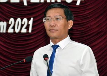 Ông Lê Tuấn Phong tái đắc cử Chủ tịch UBND tỉnh Bình Thuận