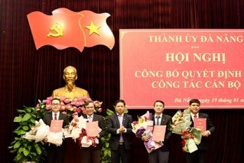 Thái Bình, Đà Nẵng, Lâm Đồng bổ nhiệm lãnh đạo mới