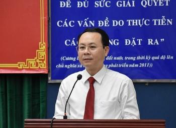 Bí thư Thành ủy Thủ Đức Nguyễn Văn Hiếu là ai?