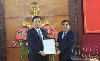 Bổ nhiệm lãnh đạo mới Thái Bình, Quảng Ngãi, Cà Mau