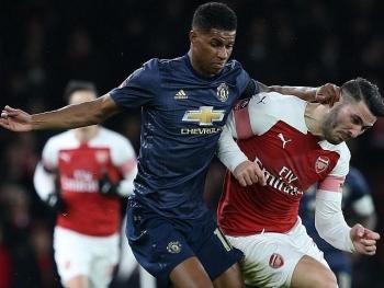 Link trực tiếp Arsenal vs MU: Xem online, nhận định tỷ số, thành tích đối đầu