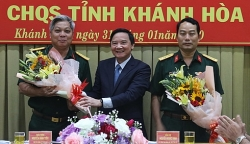 bo cong an ngan hang nha nuoc co nhan su lanh dao moi
