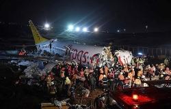 Cập nhật mới nhất thương vong vụ máy bay gãy làm 3 đoạn ở Thỗ Nhĩ Kỳ