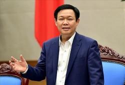 Quốc hội phê chuẩn miễn nhiệm Phó Thủ tướng Vương Đình Huệ