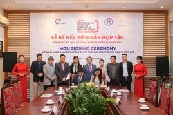 vietnam grand prix hop tac voi tong cuc du lich viet nam