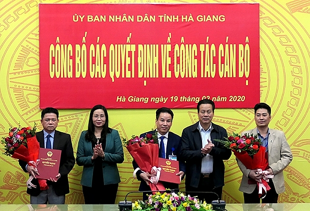 tin nhan su lanh dao moi tai ha giang va binh phuoc 100693