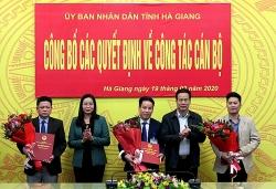 nhan su lanh dao moi bo quoc phong hoi chu thap do viet nam