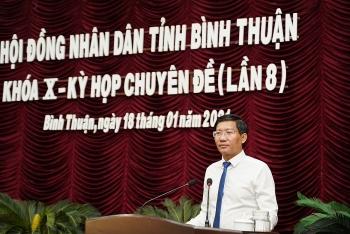Thủ tướng phê chuẩn, miễn nhiệm lãnh đạo Bình Thuận