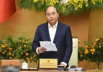 Thủ tướng đồng ý giãn cách xã hội một số khu vực ở Hà Nội, TP.HCM