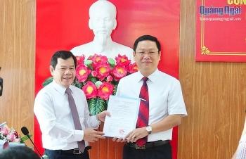 Bắc Giang, Quảng Ngãi, Khánh Hòa bổ nhiệm lãnh đạo mới