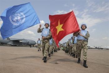 Việt Nam đề xuất tiêm chủng vaccine COVID-19 cho lực lượng gìn giữ hòa bình