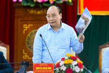 Thủ tướng Nguyễn Xuân Phúc: 'Không nên chỉ chú trọng đại bàng mà cần có hình dung rõ ràng về chiếc tổ'