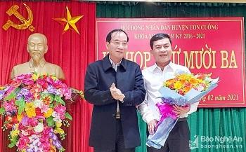 Tin bổ nhiệm nhân sự, lãnh đạo mới Hà Nội, Thái Bình, Nghệ An