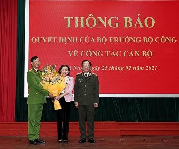 Đại tá Trần Minh Tiến - tân Giám đốc Công an tỉnh Lâm Đồng là ai?