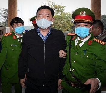 Ngày 8/3 mở lại phiên xử ông Đinh La Thăng vụ Ethanol Phú Thọ