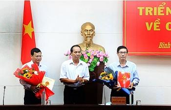 Bổ nhiệm nhân sự mới Hòa Bình, Bình Thuận, Đồng Tháp
