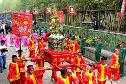 Giỗ Tổ Hùng Vương năm nay chỉ tổ chức phần lễ, không tổ chức phần hội