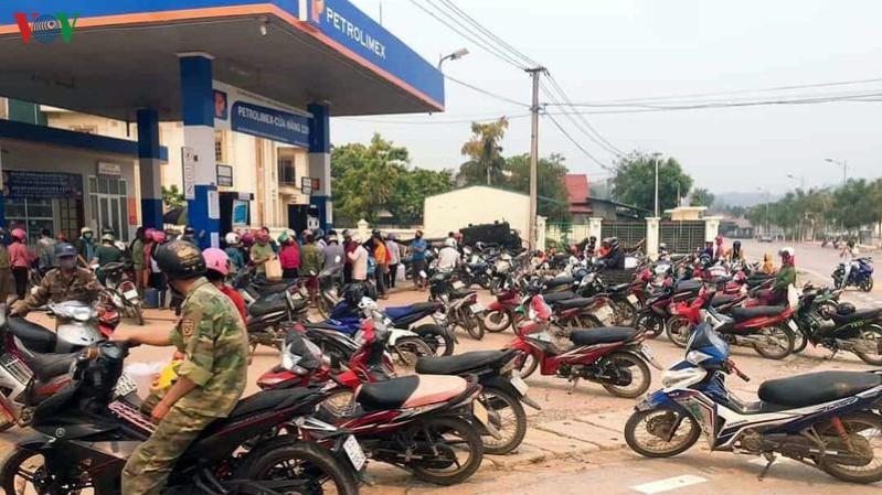 Bộ Công thương: Đảm bảo đủ nguồn cung xăng dầu, người dân không nên tích trữ