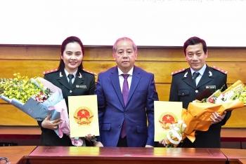 Thừa Thiên - Huế, Khánh Hòa, Bình Dương bổ nhiệm lãnh đạo mới