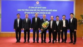 Bổ nhiệm nhân sự, lãnh đạo mới Bộ Tài chính, Ngân hàng Nhà nước