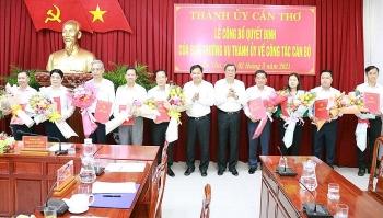 Hải Phòng, Cần Thơ, Thái Nguyên kiện toàn nhân sự, bổ nhiệm lãnh đạo mới