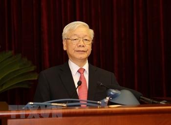 Khai mạc trọng thể Hội nghị lần thứ 2 BCH Trung ương Đảng khóa XIII