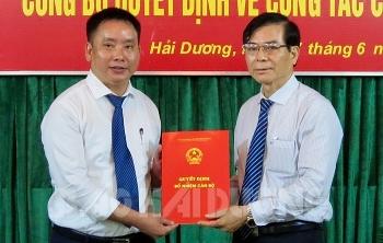 Chân dung 2 tân Phó Chủ tịch UBND tỉnh Hải Dương