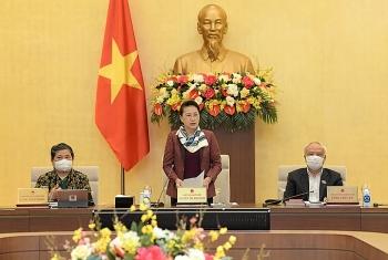 Ngày 15/3, Ủy ban Thường vụ Quốc hội sẽ cho ý kiến về công tác nhân sự