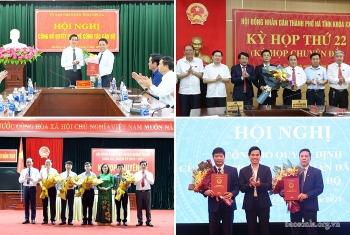 Sơn La, Hà Tĩnh, Quảng Bình bổ nhiệm lãnh đạo mới