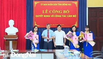 Tin nhân sự, lãnh đạo mới mới Đồng Nai, Bình Dương, Gia Lai