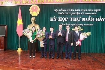 Chân dung 2 tân Phó Chủ tịch tỉnh Nam Định
