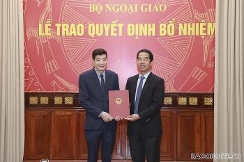 Bộ Ngoại giao, Bộ Tài chính, Bộ Giáo dục - Đào tạo bổ nhiệm nhân sự mới