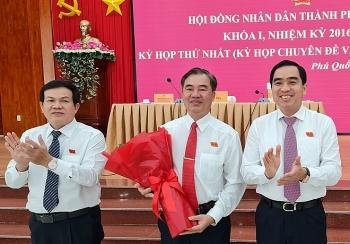Nhân sự mới Quảng Ninh, Nghệ An, Kiên Giang
