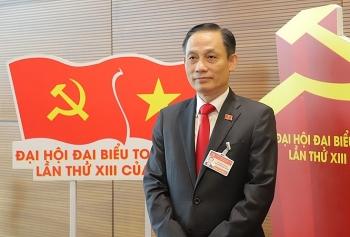 Chân dung tân Trưởng Ban Đối ngoại Trung ương Lê Hoài Trung
