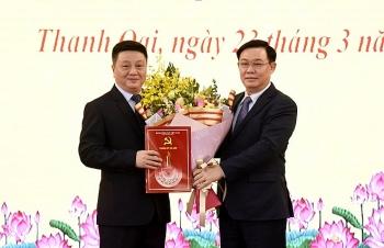 Hà Nội, Hải Dương, Bà Rịa - Vũng Tàu bổ nhiệm nhân sự, lãnh đạo mới