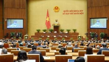 Quốc hội tiếp tục xem xét báo cáo nhiệm kỳ của cơ quan tư pháp, Kiểm toán Nhà nước
