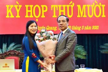 Bắc Kạn, Tuyên Quang, Nam Định, Hải Dương  có nhân sự, lãnh đạo mới